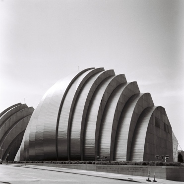 KC performing arts building