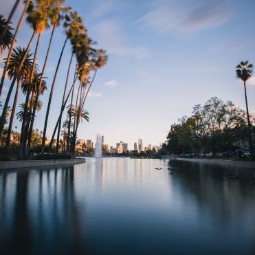 LA Echo park 2-16-19